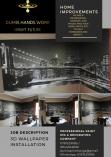 Painting&Decorating Protea Glen Wallpaper Installation 2 _small