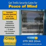 Security gate discount month special!! Port Owen Sliding Gates _small