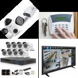 CCTV // ALARMS // INTERCOM SYSTEMS Chatsworth CBD CCTV Security Cameras 4 _small