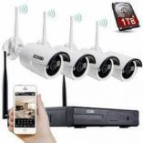 CCTV // ALARMS // INTERCOM SYSTEMS Chatsworth CBD CCTV Security Cameras 3 _small