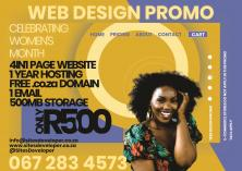 4in1 Website Design Promo - R500 Johannesburg CBD Home Automation Systems _small