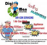 Spring Madness service promo Durban North CBD Fridge and Freezer _small