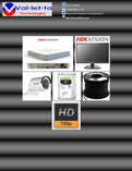 "**15% Off** Hikvision 4 Camera Kit + 18.5"" LED Randburg CBD CCTV Security Cameras 4"