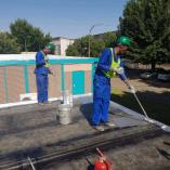Roof repairs and painting Randburg CBD Roof water proofing 2 _small