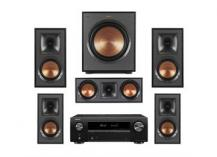 R26990.00 Klipsch R-51M and Denon AVR-X550 5.1 surround sound Umhlanga Rocks Home Automation Systems _small