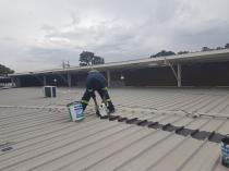 Damage Claims Insurance Report Randburg CBD Roof water proofing 3 _small