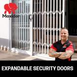 IS YOUR FAMILY SECURE??  10% Discount on selected Maxidor products. Maxidor making South Africa safer one door at a time... 6 Kempton Park CBD Expandable Security Gates 3 _small
