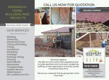 Home improvement and builders Klerksdorp CBD Builders & Building Contractors 2 _small