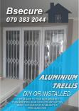 DIY Range of trellis gates delivered to all areas in Western Cape free of charge Velddrif Expandable Security Gates _small