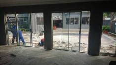 Aluminium sliding doors and stack doors Pretoria West Handyman Services _small