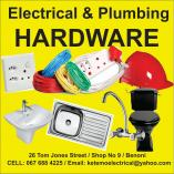 ALL ELECTRICAL AND PLUMBING MATERIALS AND INSTALLATIONS Sophiatown Electrician Geyser _small