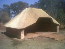 We offer 10% off on any 20m2 from scratch Bluff CBD Thatching _small