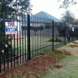 Palisade Fencing R650/m Brakpan North Fencing Contractors & Services _small