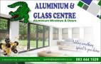 Aluminium Glass Centre