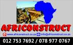 Africonstruct (Pty) Ltd & Projects