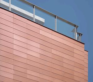 Metal Building Cladding Copper