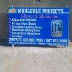 Muhlehle Projects glasses & aluminium