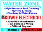 Waterzone-Kowie Electrical