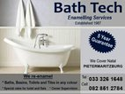 Bath Tech Enamelling Service