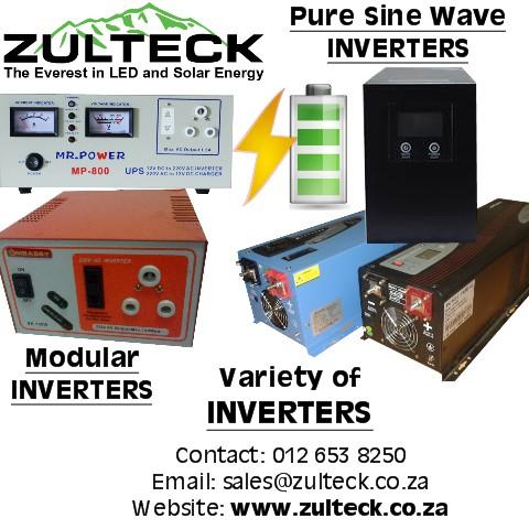 PURE SINE WAVE INVERTER / MODULAR INVERTER (120W, 150W, 180W, 800W, 1KW, 1.2KW, 1.5KW, 2KW, 3KW, 4KW, 5KW, 6KW)