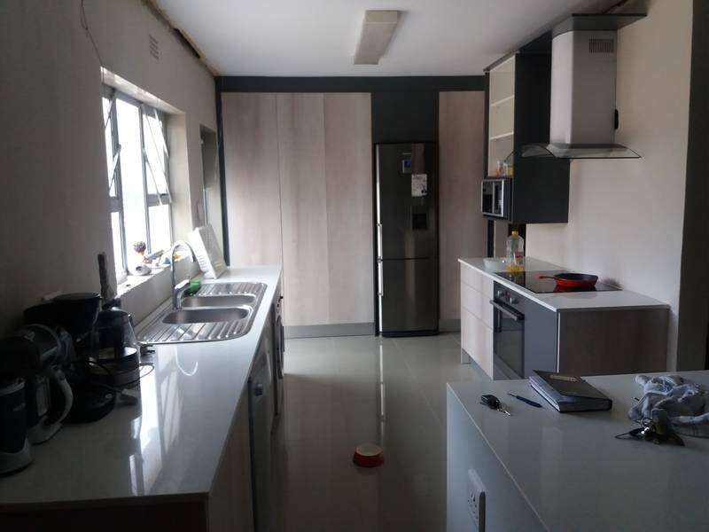 Kitchen - Complete with plumbing, electrical, tiling, Etc