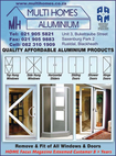 Multi Homes Aluminium