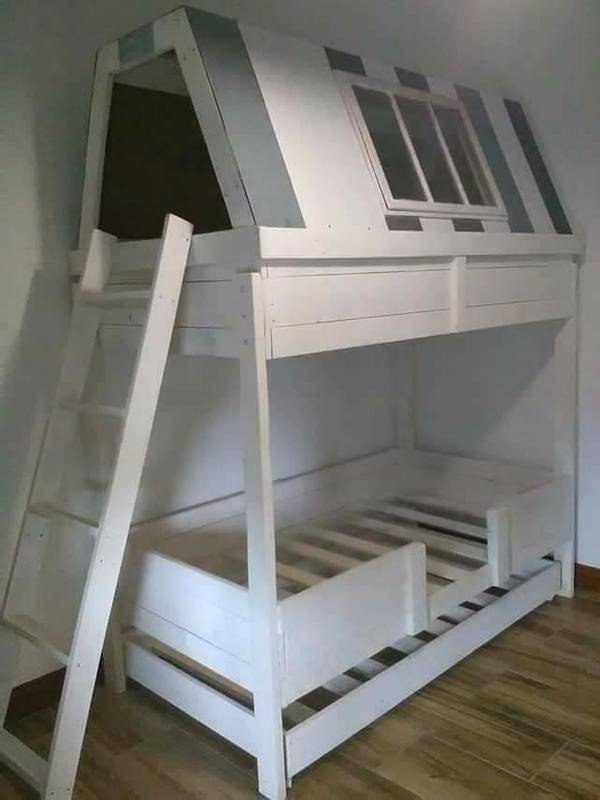 Farm house Style bunk Bed