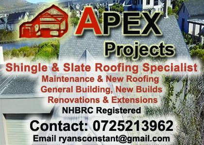 Have a leak in your roof? Waterproofing needs inspection? Noordhoek Builders & Building Contractors _small