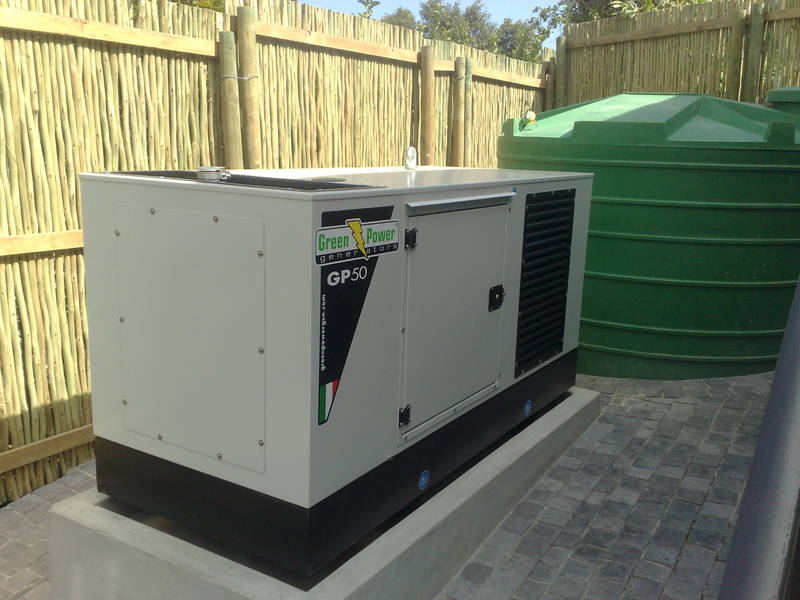Green Power Generator in Constantia