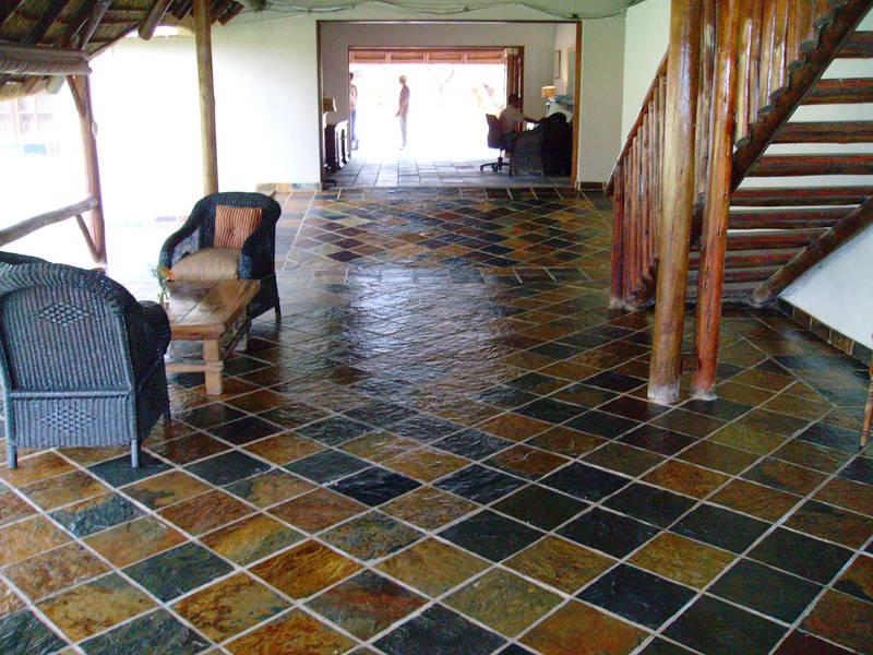 Restoration of slate tiles