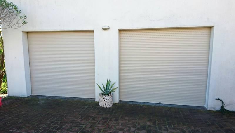 Garage doors, Langebaan, West Coast, Western Cape