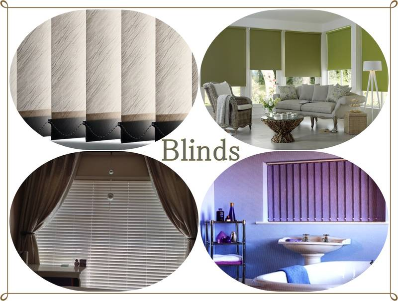 Supply & Installation of Various types of Blinds