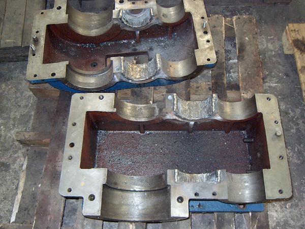 Cast Iron Welding