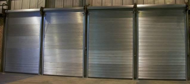 Industrial roller shutter door repairs & Installations