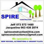 Spire-Construction
