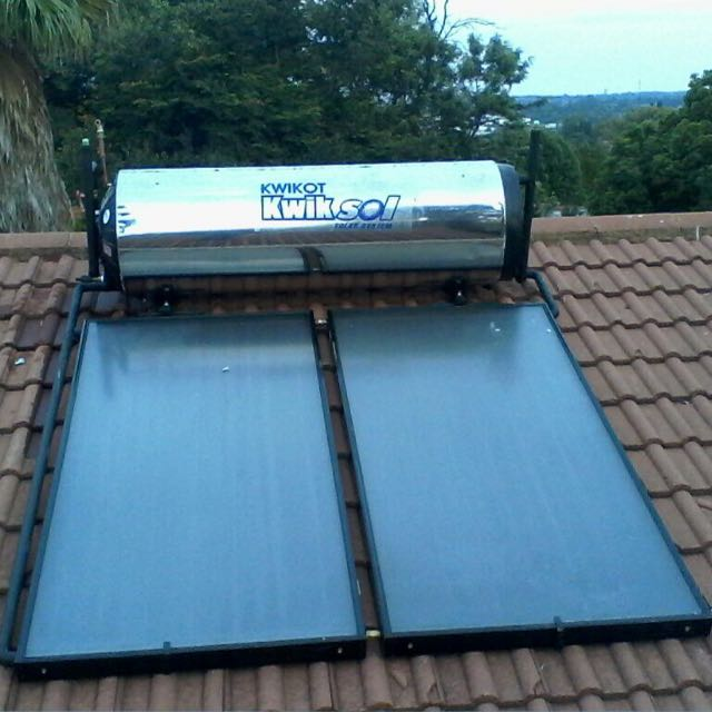 Solar Geyser supply and installation