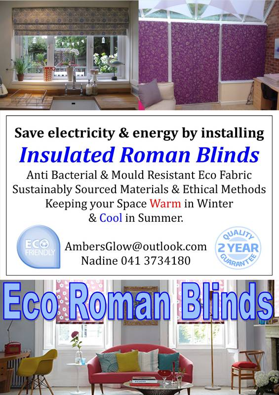 Blockout Roman Blinds