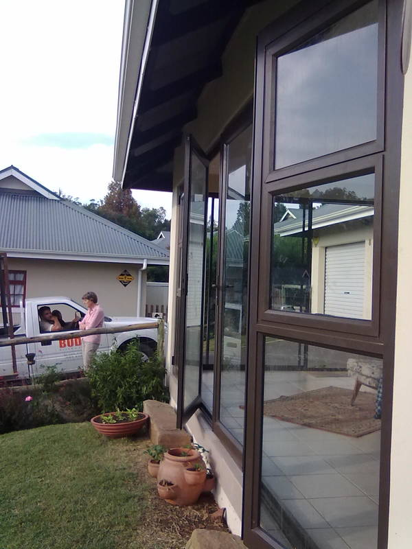 Aluminium Sliding Stack Door Patio Enclosure