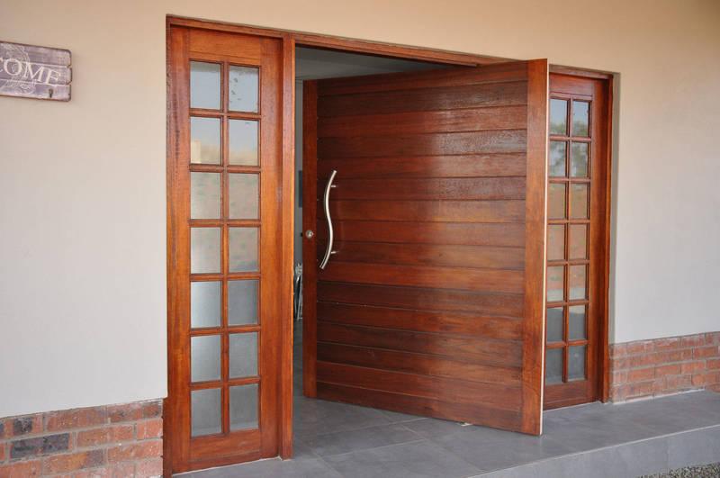 Pivot doors installation and repairs