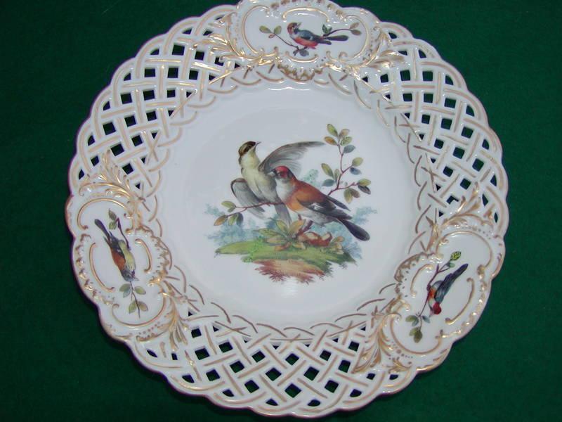 Plate after restoration