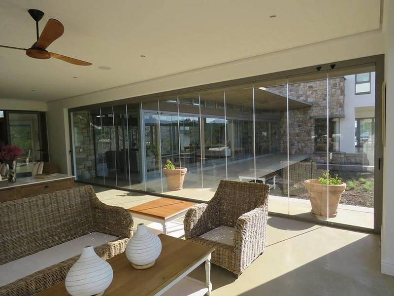 Frameless Glass By Wayne Uys Stacker Doors Homeimprovement4u