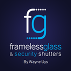 Frameless Glass by Wayne Uys