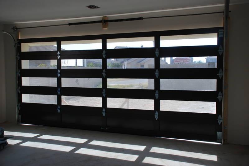 Our Custom Designed Garage Doors