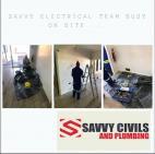 Savvy Civils & Plumbing