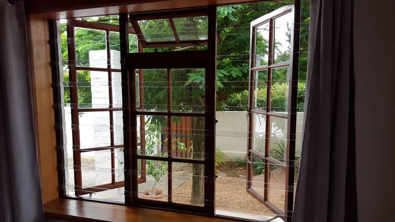 Clearbars installation on wood windows
