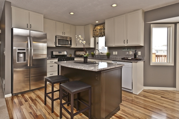Kitchens and Laminate Flooring