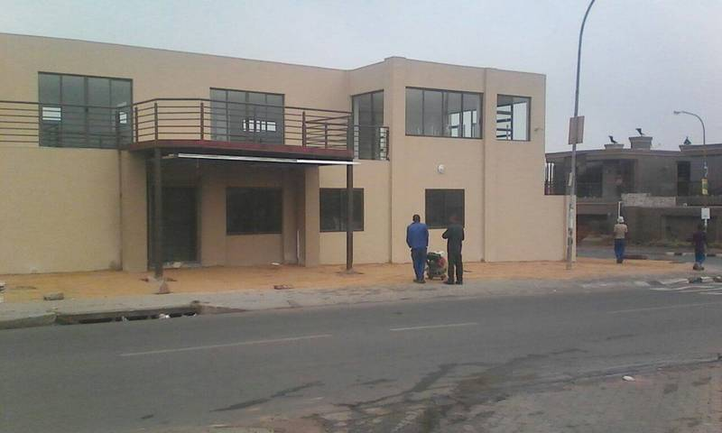 Building construction and Renovation and painting
