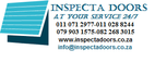 Inspecta Doors
