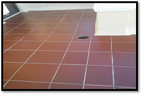 Waterproof and re-tile