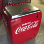 Restored Coca Cola Fridge